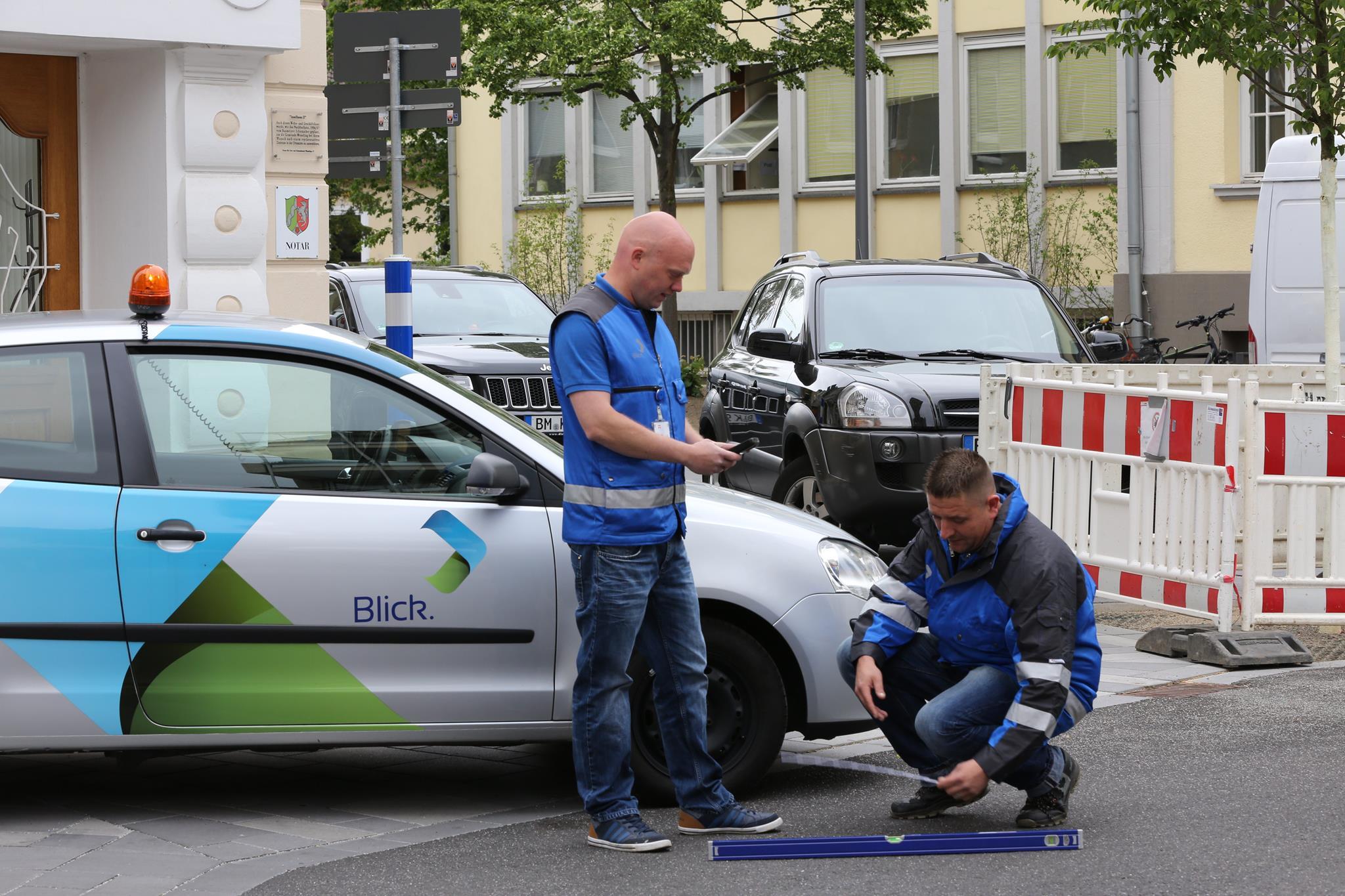 Strassenkontrollen im Rahmen der Verkehrssicherungspflicht